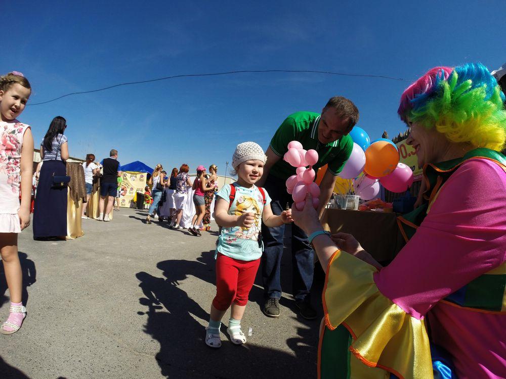 Сургутяне от души повеселились на ежегодном празднике — «Фестивале Шашлыка»!