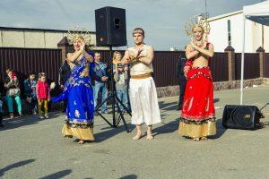 Фестиваль шашлыка открыл летний сезон в Сургуте