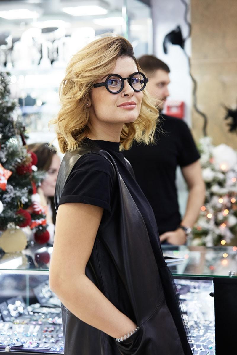 В бутике Annette Görtz состоялся Новогодний карнавал моды